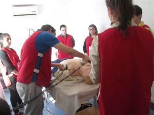 Curso ACLS 2020 - Porto Alegre - Credencial AHA 4
