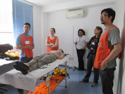 Curso AMLS 2020 - Advanced Medical Life Support 2