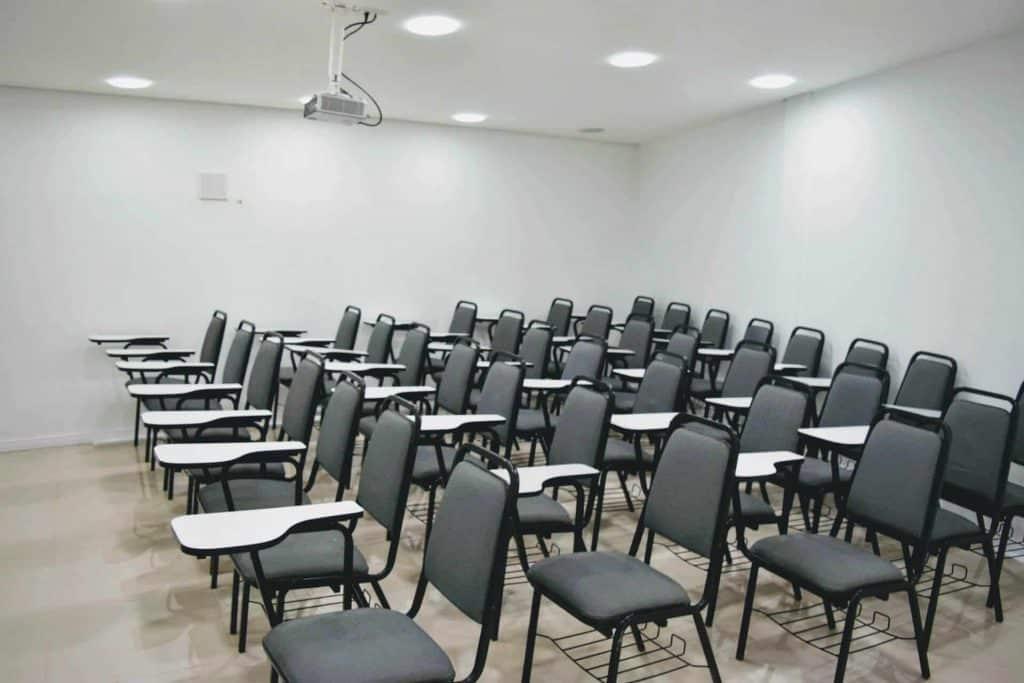 Sala de aula 2 CETS