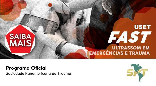 Ultrassom portátil - uma grande evolução no atendimento ao trauma e emergências 1