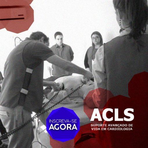 Curso ACLS 2020 - Porto Alegre - Credencial AHA 1