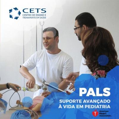 Curso PALS 2020 – Credencial AHA – Porto Alegre