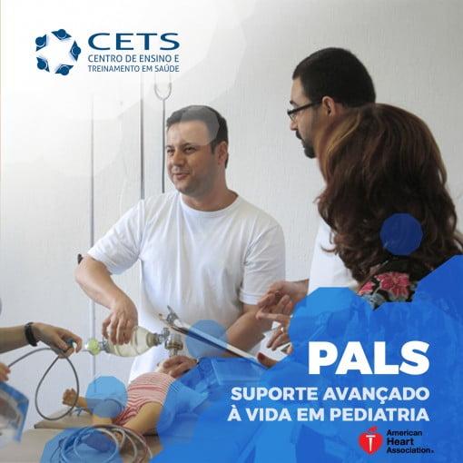 Curso PALS 2020 - Porto Alegre - Credencial AHA 1