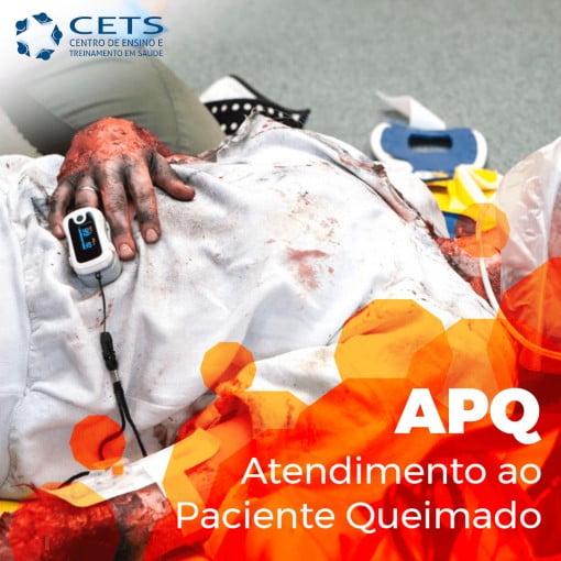 Curso APQ (Atendimento ao Paciente Queimado) - Porto Alegre 1