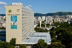 Concurso Hospital de clínicas 2020